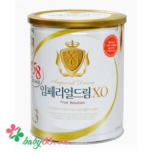 Sữa Imperial Dream XO số 3