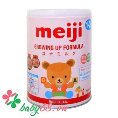 Sữa Meiji từ 1-3 tuổi